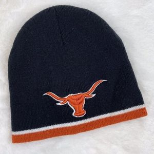 UT Texas Longhorns Beanie Ski Hat